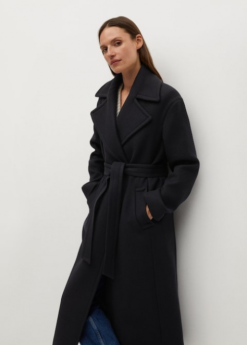 Mango - Manteau en laine