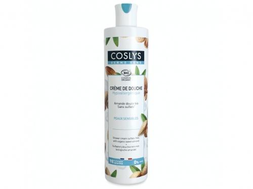 Coslys - Crème de douche Dermosens amande douce Bio