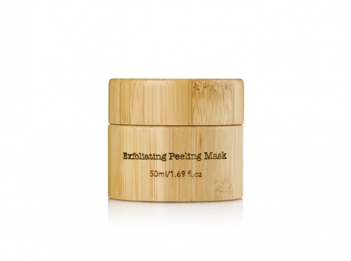 The Organic Hemp Line - Exfoliation Peeling Mask