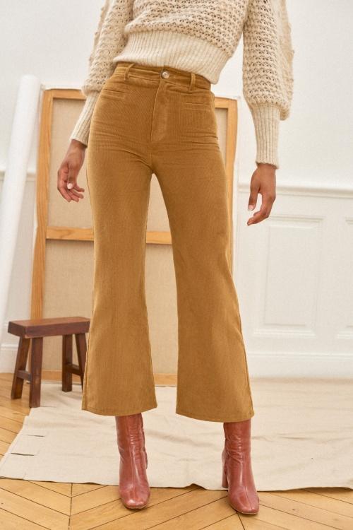 Rouje - Pantalon en velours côtelé