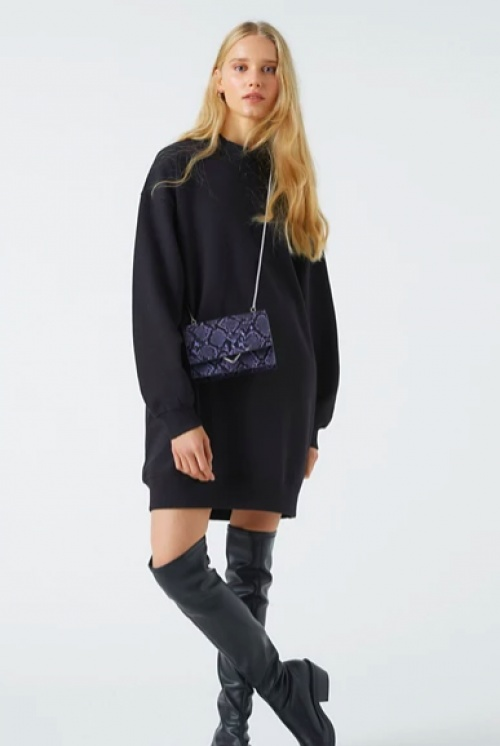 Pull and Bear - Robe pull