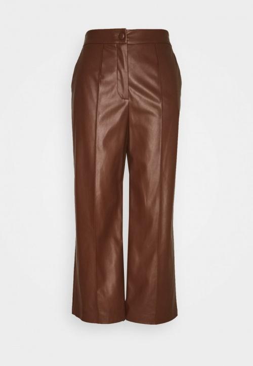 Sisley - Pantalon similicuir