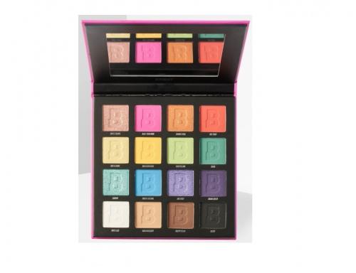 Beauty Bay - Bright palette