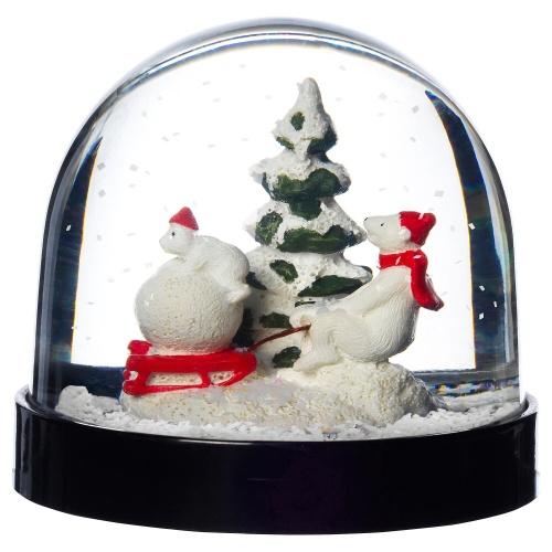 Ikea - Boule à neige