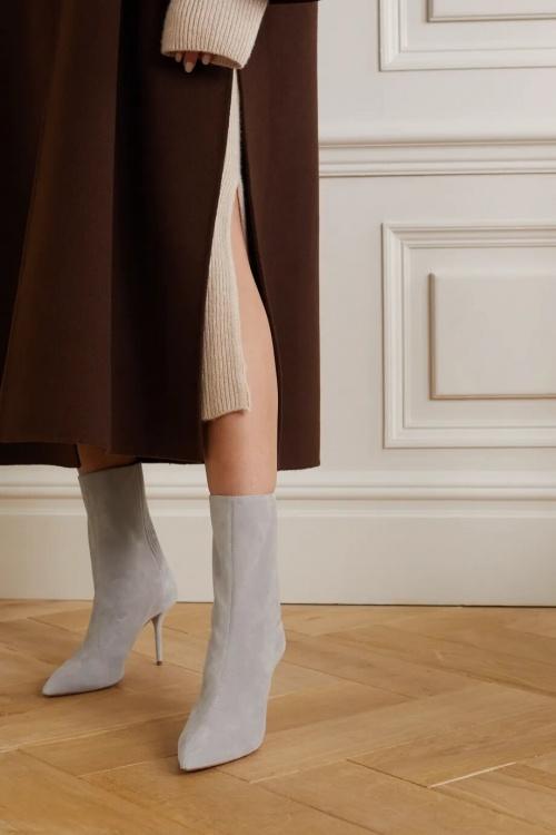 Aquazzura - Bottines chaussettes