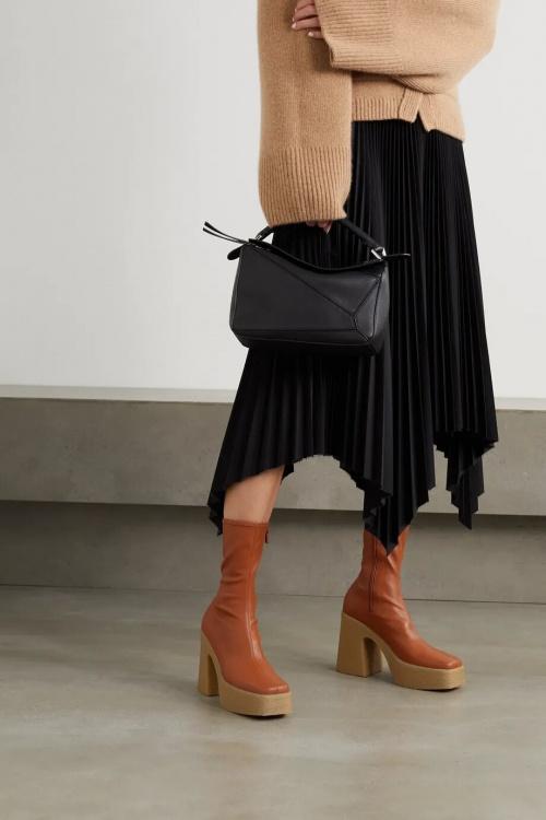 Stella McCartney - Bottines chaussettes
