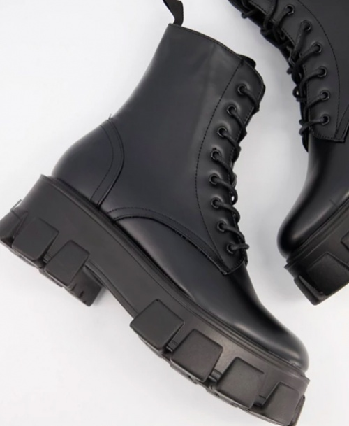 Truffle Collection - Bottines chunky