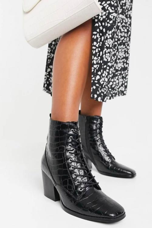 Glamorous - Bottines à lacets