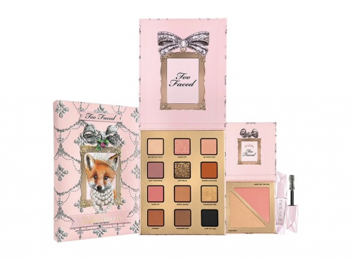 Too Faced - Enchanted Beauty Foxy Neutrals