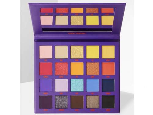 Beauty Bay - Sunset Horizons Palette