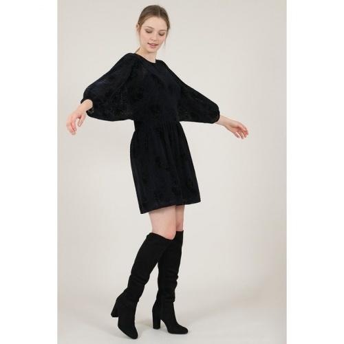 Molly Bracken - Robe en velours