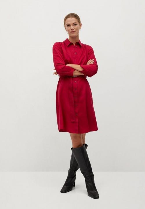 Mango - Robe chemise