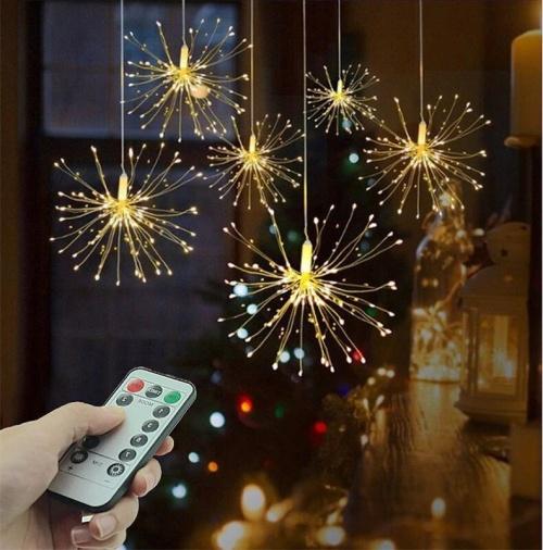 AliExpress - Lampe feu d'artifice