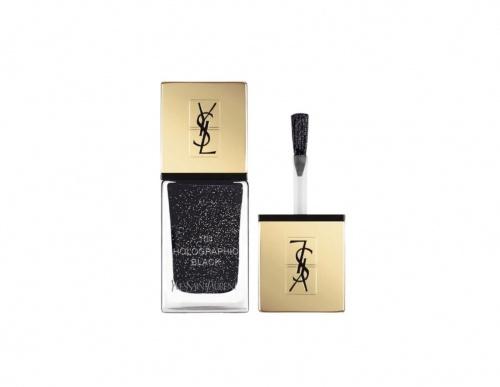 Yves Saint Laurent - Vernis Holographic Black