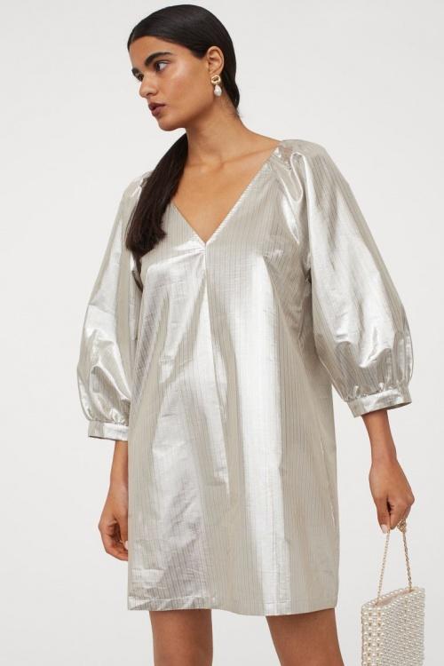 H&M - Robe scntillante
