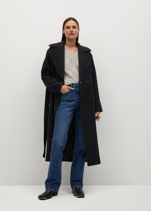 Mango - Manteau long
