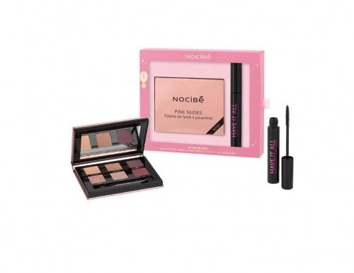 Nocibé - Coffret Mascara Have it All et Palette