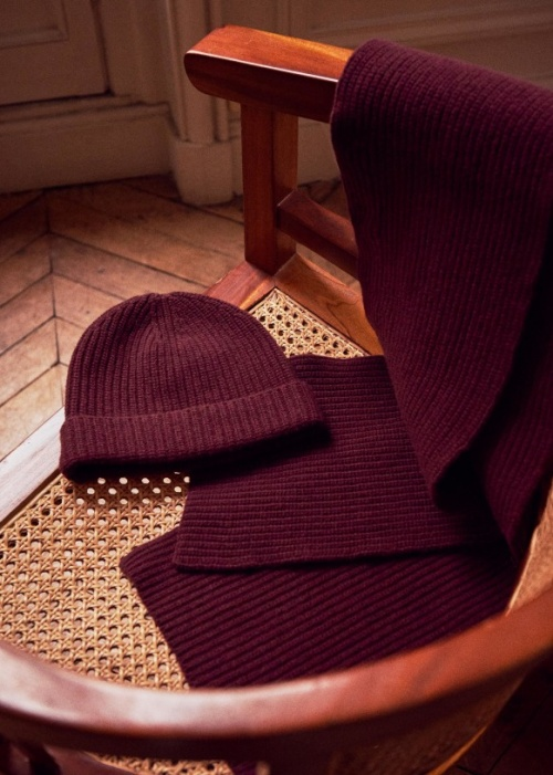 Octobre Éditions - Coffret bonnet et écharpe