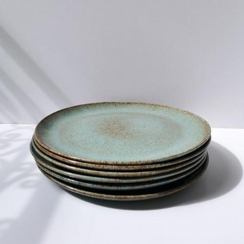 Céladon - Grande assiette