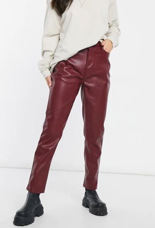 Urban Bliss - Pantalon simili