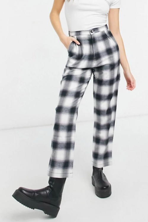Element - Pantalon à carreaux