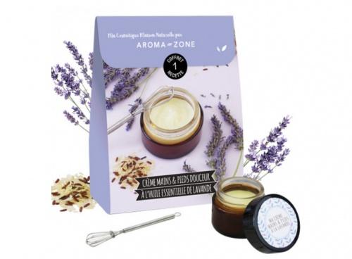 Aroma Zone - Coffret Cosmétique Maison Crème Mains et Pieds