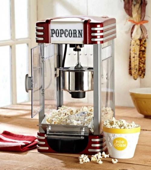 Machine à Popcorn Deluxe