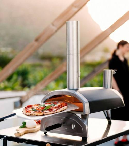 Four à pizza portatif