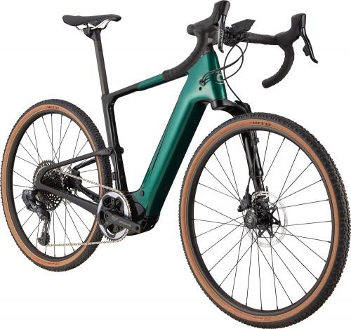 Vélo en carbone Cannondale
