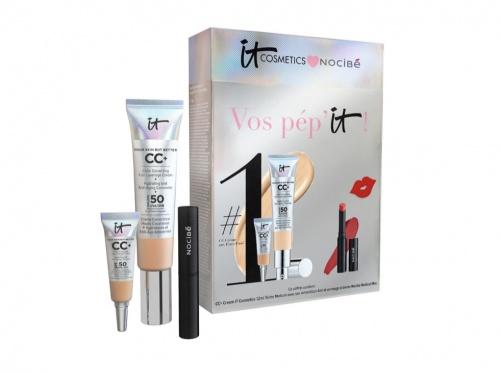 It Cosmetics - Coffret CC Crème & Lipstick