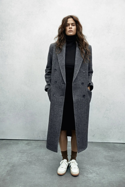 Zara - Manteau masculin