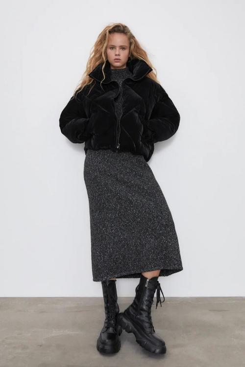Zara - Manteau rembouré