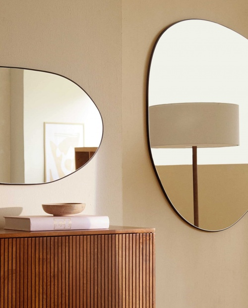 Zara Home - Miroir irrégulier