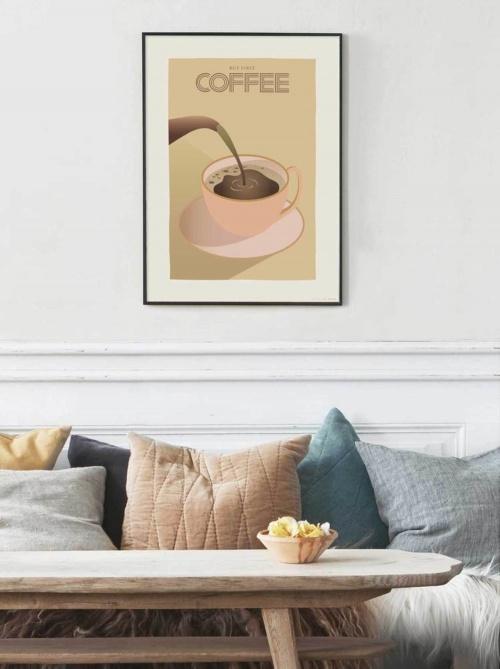 Maison du Monde - Poster café