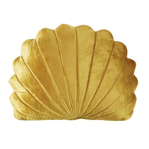 Maison du Monde - Coussin coquillage doré