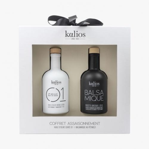 Kalios - Coffret assaisonnement