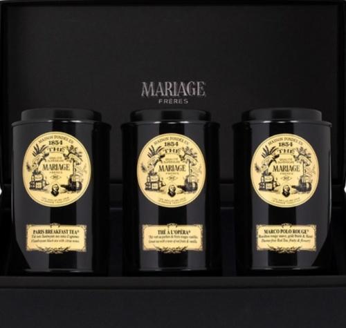 Mariage Frères - Coffret 3 thés
