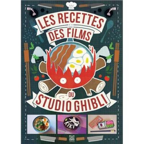 Studio Ghibli - Les recettes des films