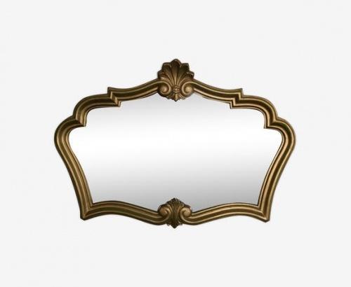 Selency - Miroir style Louis XV