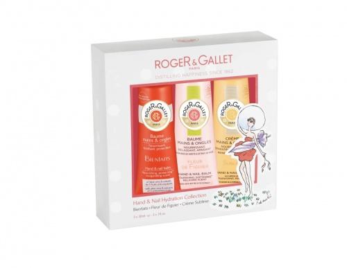 Roger&Gallet - Coffret Crèmes Mains