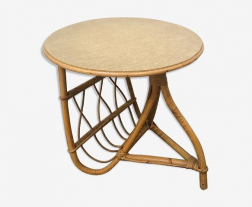 Selency - Table porte revues