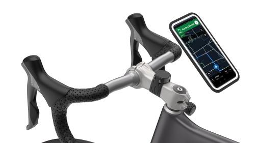 Shapeheart - Support de téléphone pour vélo