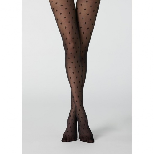 Calzedonia - Collants à motifs