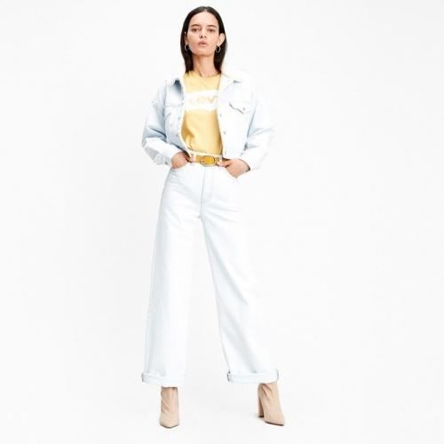 Levi's - Jean blanc