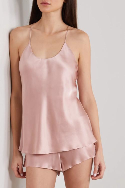 Olivia Von Halle - Pyjama en soie