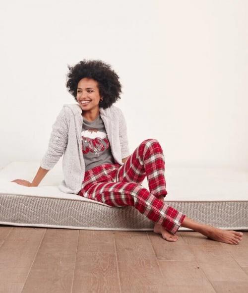 Etam - Pyjama cosy 3 pièces