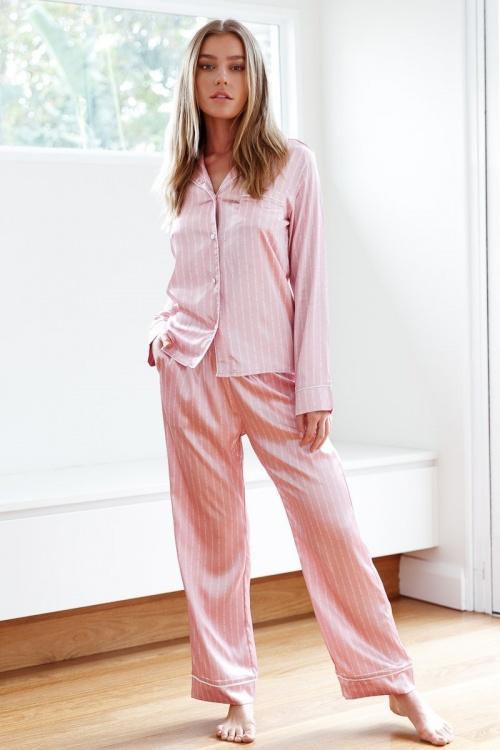 Lounge Underwear - Pyjama satiné