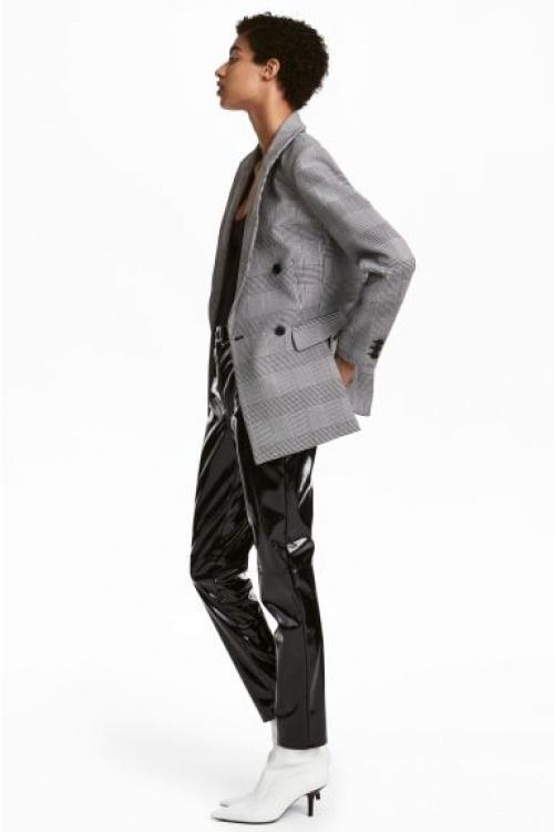 H&M - Pantalon verni