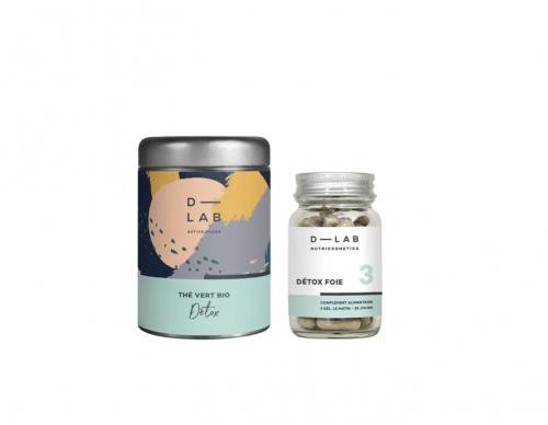 D-Lab - Détox foie