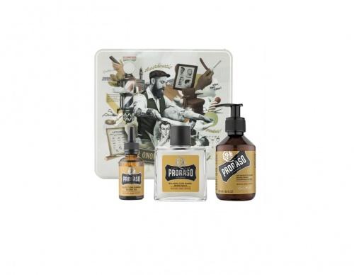 Proraso - Coffret Barbier Wood & Spice